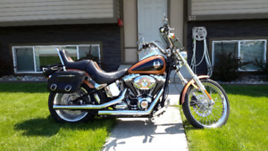 2008 Harley Softail - Anniversary Edition - Only 17K