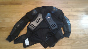 Motor cross Pants and protective top