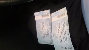 2 tickets to the N. S. International Tattoo