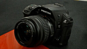 DSLR Pentax K-30 with Lenses_ NEED TO GO ASAP