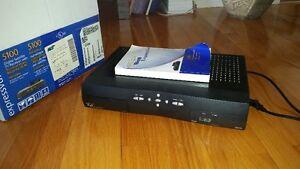 Récepteur enregistreur numérique de Bell