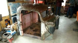 Cabine de mercury/Ford 1941 chop top