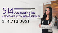 PROFESSIONAL & AFFORDABLE ACCOUNTING / BOOKKEEPING SERVICES