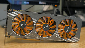 Carte Video GTX 980 Amp  (2X)