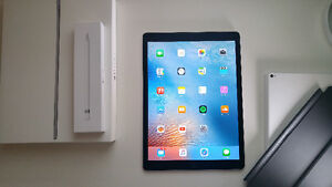 "Apple iPad Pro 12.9"" (2016) with accessories"