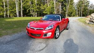 2007 Saturn Sky Redline Turbo Convertible