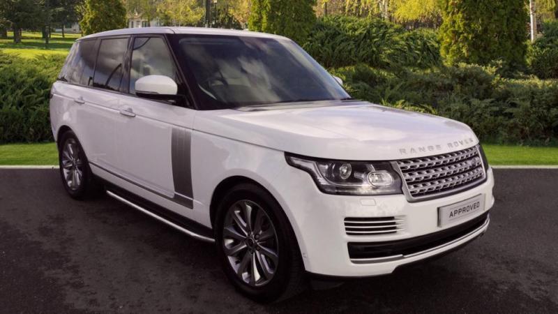 2013 Land Rover Range Rover 4.4 SDV8 Vogue SE 4dr Automatic Diesel Estate