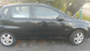 2007 PONTIAC WAVE SE HATCH $1100 OBO