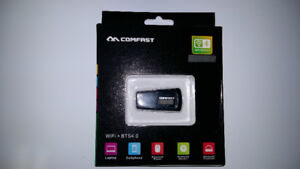 Wi-Fi Dongle with built in bluetooth For PC / Netbook / laptop