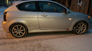 2007 Hyundai accent Sr need gone
