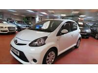 2013 TOYOTA AYGO 1.0 VVT i Move AC Ipod Docking 5Dr