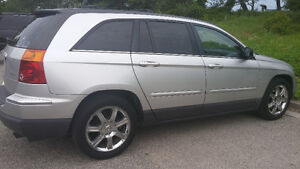 2005 Chrysler Pacifica Touring Ltd. SUV, Crossover