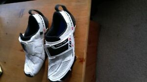 Like new cycling shoes