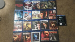 A Few Blu-ray movies I have doubles of