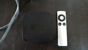 Apple TV - 3rd Generation - With Remote and cable