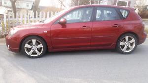 2006 Mazda 3 GT Hatchback