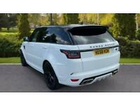 Land Rover Range Rover Sport 5.0 V8 S/C 575 SVR 5dr Auto 4x4 Petrol Automatic