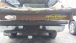 Bedslide for short box pickup truck, pulled from 2004 Chevy