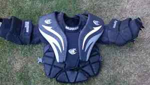 Vaughn V4 7600 Sr Small Chest and Arm Protector