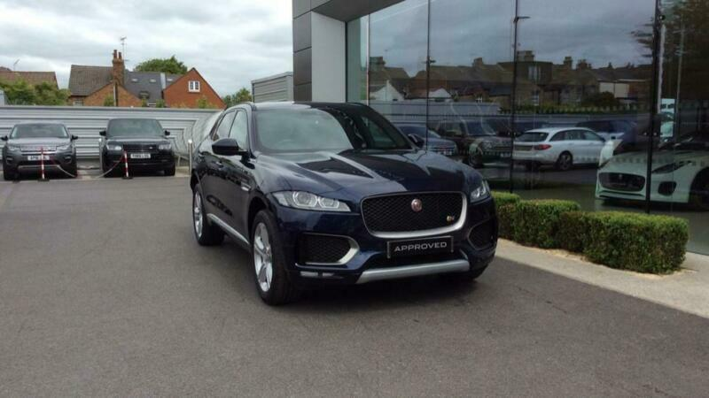 2018 Jaguar F Pace 3 0 Supercharged V6 S 5dr Awd Automatic Petrol Estate In Barnet London Gumtree