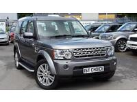 2010 LAND ROVER DISCOVERY 4 TDV6 HSE BIG SPEC REAL VALUE FOR A 60 PLATE