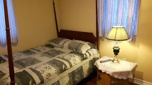 Furnished Rm., Main Floor , Heat, Hot Wtr., Pkg. Lndry and WiFi