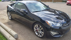 13 Genesis Coupe 3.8 GT