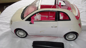 BARBIE Fiat Convertible