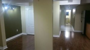 One Bedroom Basement Apartment for rent from May 1st, 2017