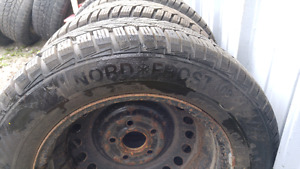 Nord frost winter tires 195/65R 15