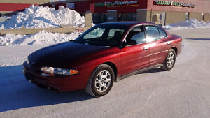 2001 Oldsmobile Intrigue GX ++ NEW SAFETY++
