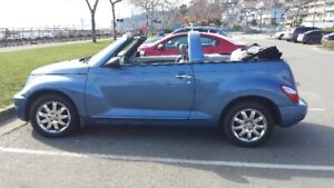 2007 PT Cruiser Convertible Touring Edition $6500,