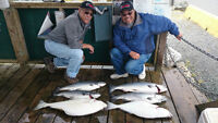 Ucluelet Fishing Trips with Reel Time Fishing Charters