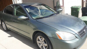 2006 Nissan Altima 2.5L Special Edition (Low KMs)