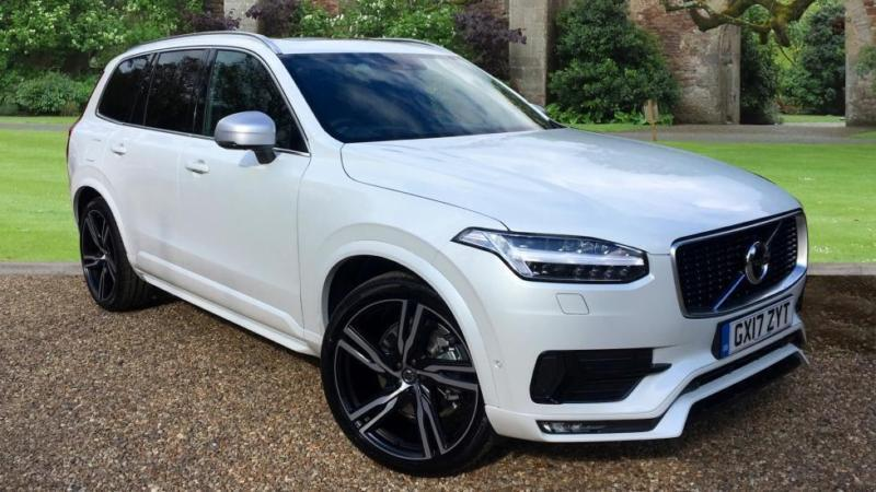 2017 volvo xc90 d5 2 0 awd powerpulse r design automatic petrol estate in horsham west sussex. Black Bedroom Furniture Sets. Home Design Ideas