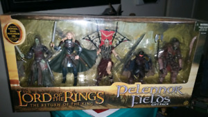 Lord of the rings figure sets!