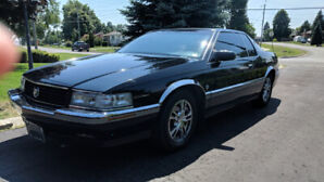 Reduced, 1993 Cadillac Eldorado, Two Owners, Low KMS
