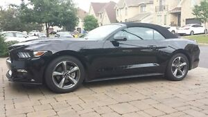 2015 Ford Mustang cuir Cabriolet