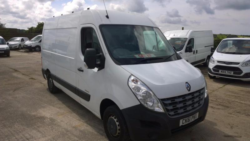 Renault Master 2.3TD 100 ( Euro V ) MWB MM33dCi (MWB)
