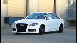2011 Audi S4 V6T manuelle