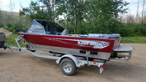 2013 Kingfisher 1875 Warrior Jet Boat