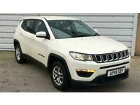 2019 Jeep Compass 1.6 Multijet 120 Sport 5dr [2WD] FourByFour diesel Manual