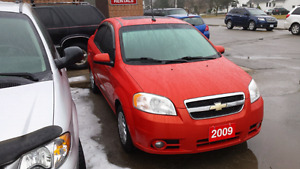 2009 chevrolet aveo safety and e-test included London Ontario image 2