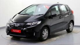 2016 Honda Jazz 1.3 i-VTEC S Petrol black Automatic