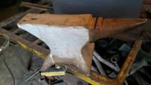 144lb blacksmith anvil