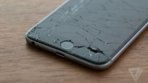 Fix your iPhone screen today - Genuine Parts - We come to you!