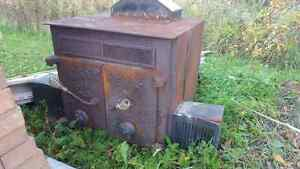 Cast iron wood burning stove buy sell items tickets for Lakewood wood stove