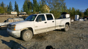 2006 Chevy Silverado. Duramax diesel