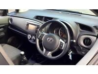 2013 Toyota Yaris 1.33 VVT-i TR 5dr with Parking Manual Petrol Hatchback