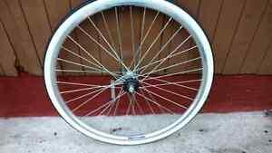 """Set de roues 26""""x1""""3/8 pour vélo vintage ou antique"""